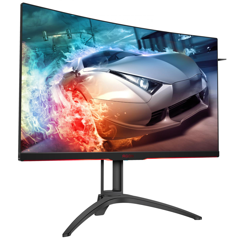 AOC announces AGON monitor with AMD Radeon FreeSync 2 and