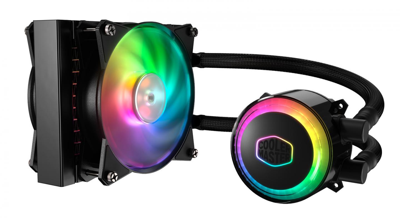 Cooler Master Announces MasterLiquid ML240R RGB and ML120R RGB