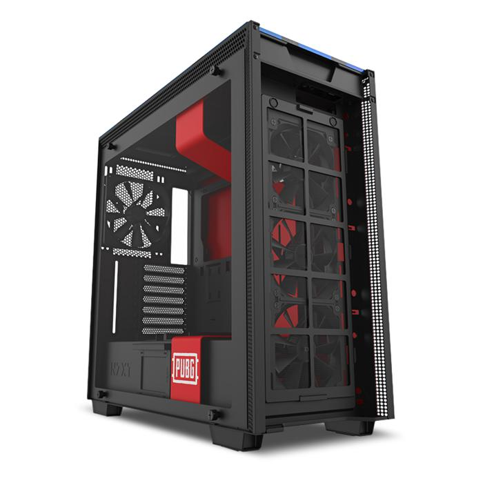 NZXT Announces Limited Edition PUBG Licensed Case
