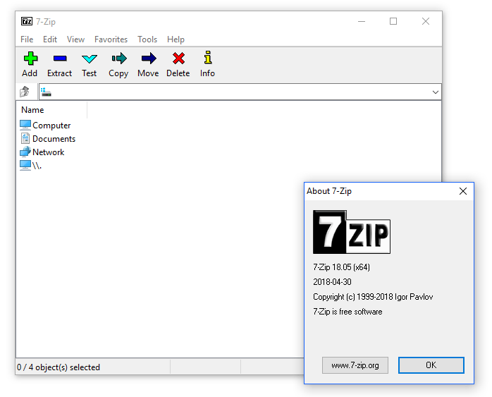 Big Vulnerability hits 7-Zip file archiver - gets patched