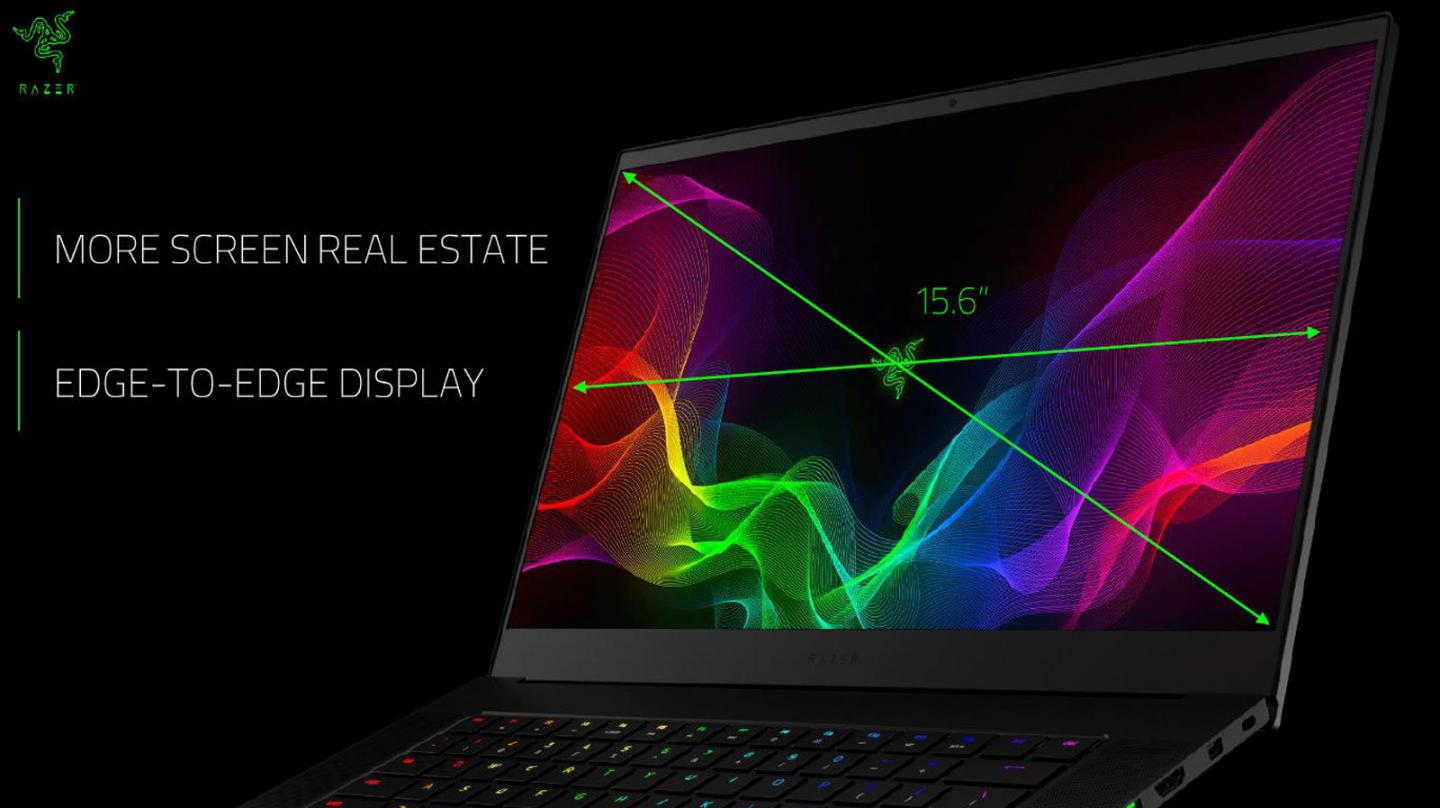 Razer Releases 15 6-inch Blade Gaming Laptop with Six Core