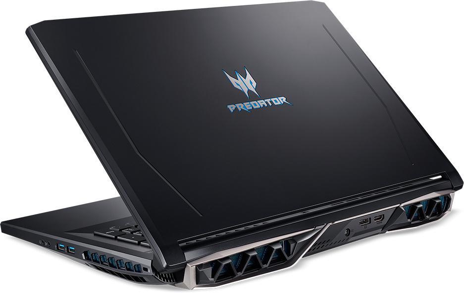 Acer Preps Predator Helios 500 laptop with Ryzen 7 2700 and