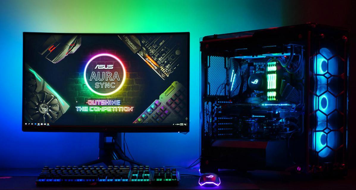 ASUS Releases ROG Aura RGB Terminal
