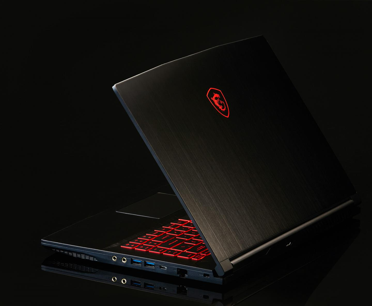 MSI Announcing New GF63 and PS42 Laptops with Thin Bezel Design