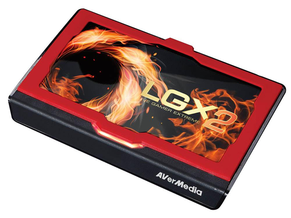 AverMedia Live Gamer 4K capture cards that can record 4K and