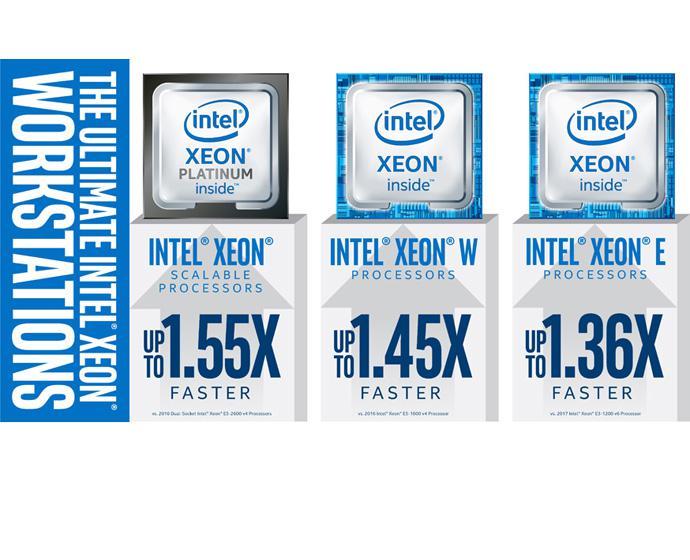 Intel Launches New Generation Xeon E Processor Family