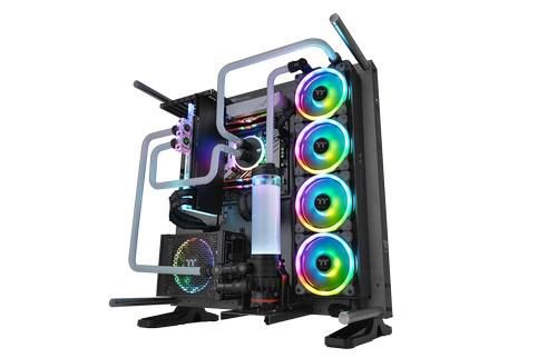 Thermaltake Releases Riing Trio 12 RGB Radiator Fan TT