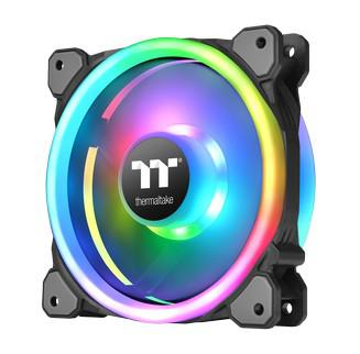Thermaltake Releases Riing Trio 12 RGB Radiator Fan TT Premium Edition