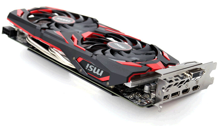 Sneak preview: MSI Radeon RX580/570 MECH 2 OC