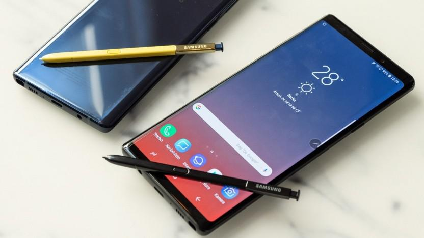 Samsung announces Galaxy Note 9 - larger battery and smarter