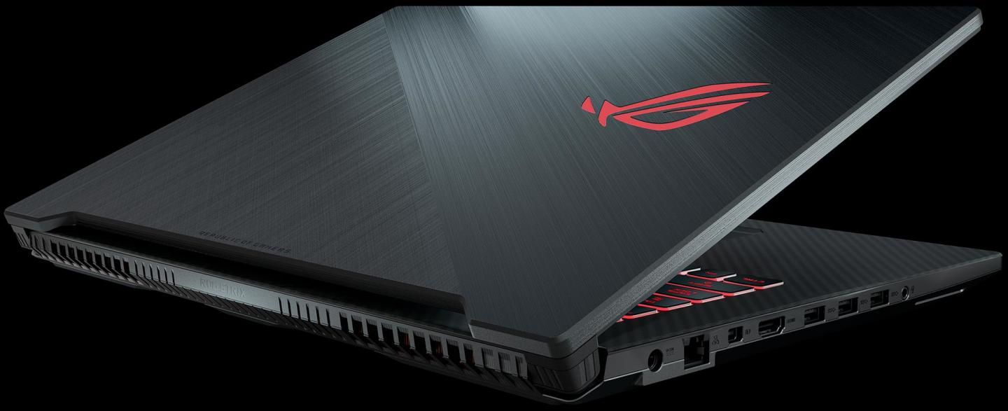 ASUS Republic of Gamers Announces 17 3