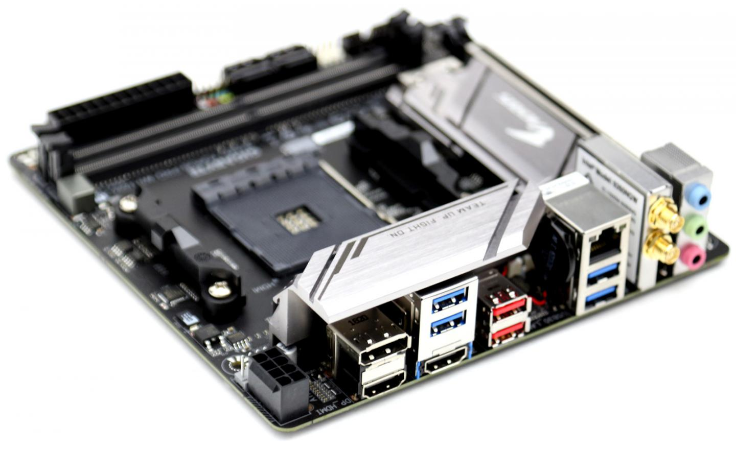 Gigabyte to release Mini ITX Form factor B450 Motherboard