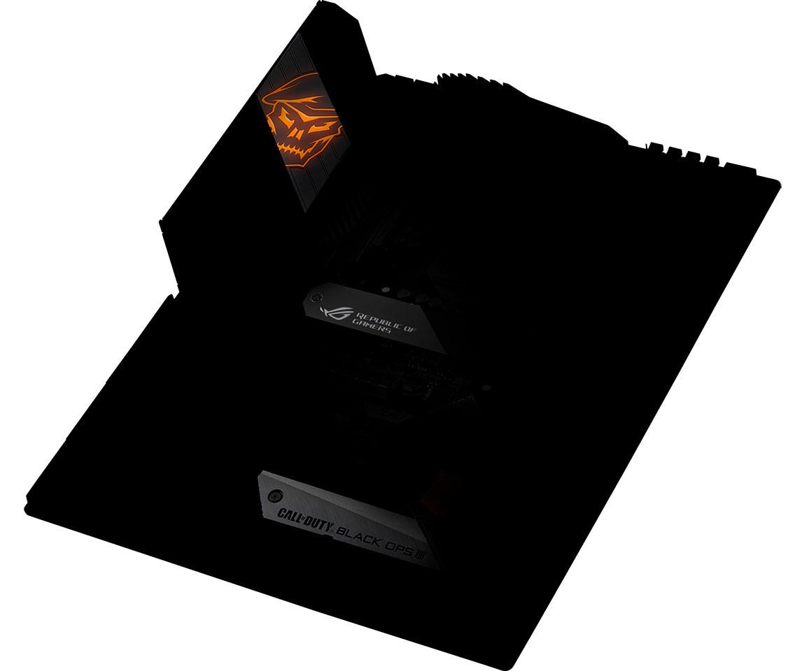 ASUS ROG Launches Limited Edition Call of Duty: Black Ops 4