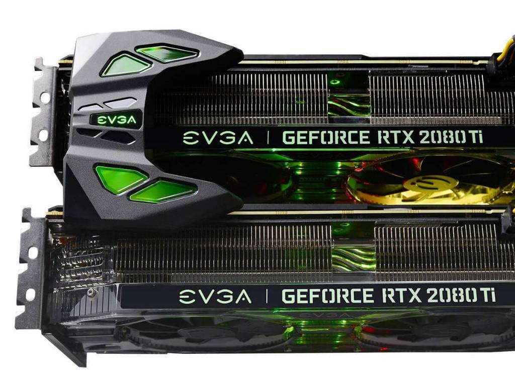 EVGA GeForce RTX NVLink SLI Bridges