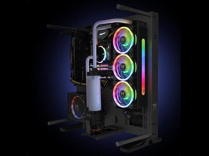 Thermaltake Releases Pacific C and CL Plus RGB Copper