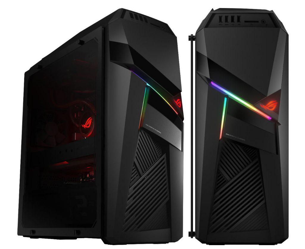 ASUS Republic of Gamers Announces Strix GL12CX Starts at $3,299