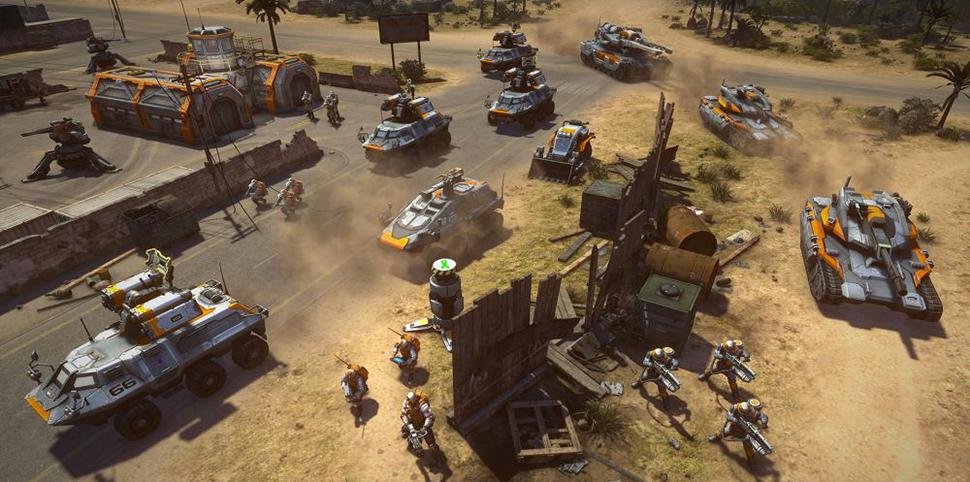A Closer Look at Strategy Game Command and Conquer