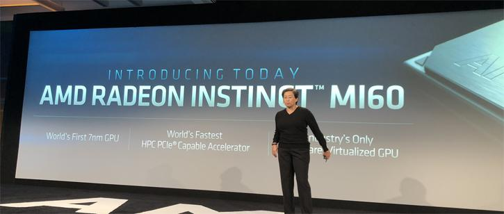 AMD Next Horizon Event - Epyc 2 64 Cores - 7nm