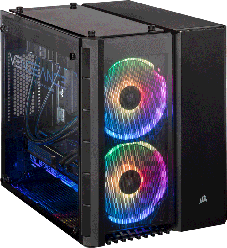 Corsair to sell pre-built Vengeance 5180 gaming-PC with RTX