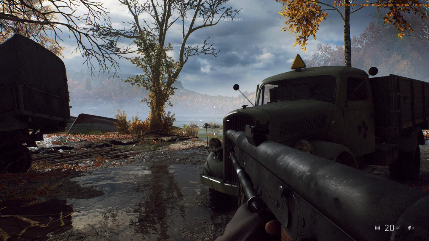 Battlefield V Raytracing Features are now enabled (Initial