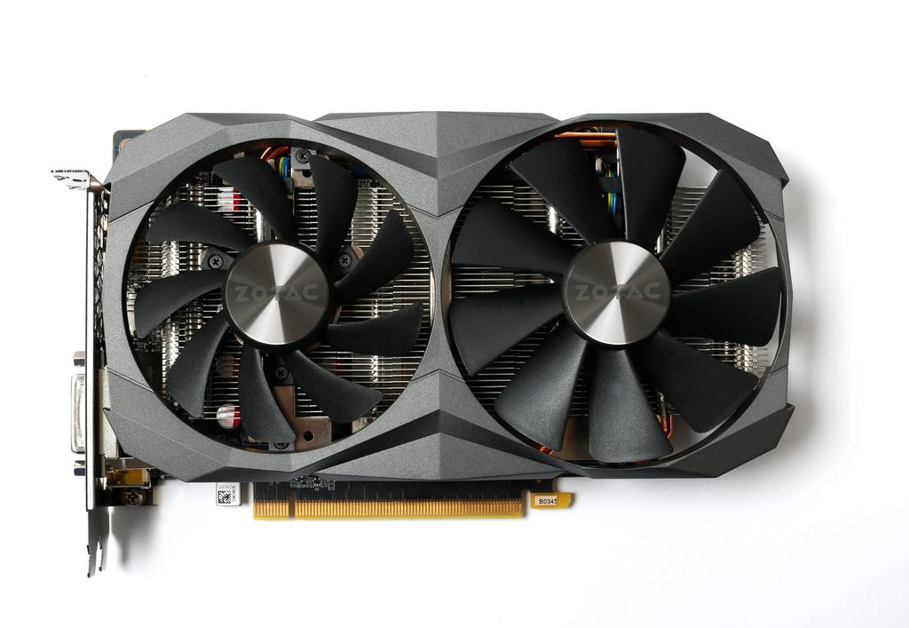 ZOTAC Launches GeForce GTX 1060 6GB GDDR5X Graphics Card