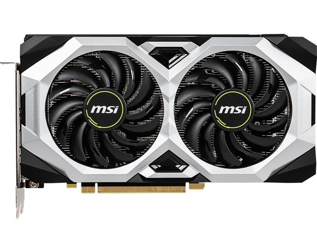MSI Reveals GeForce RTX 2070 Ventus Graphics Card