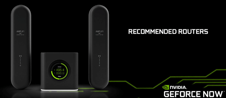 Nvidia introduces GeForce Now Recommended Routers Certification