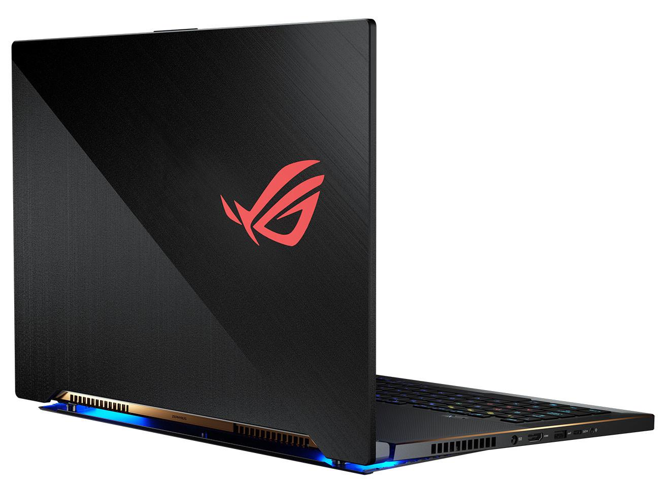 ASUS ROG Zephyrus S GX701 has GeForce RTX and 144Hz Display