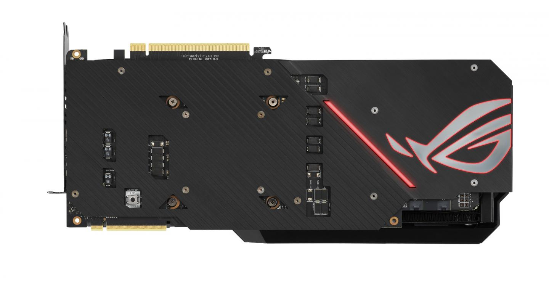 ASUS ROG Matrix GeForce RTX 2080 Ti features integrated pump