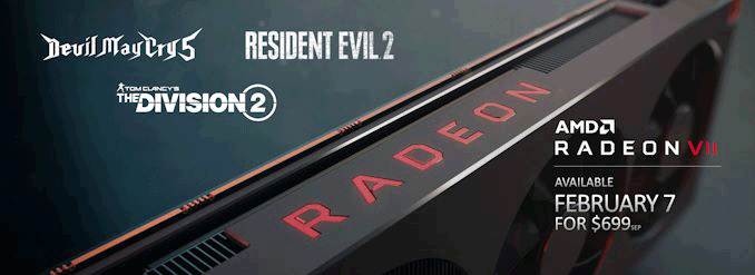 CES: AMD announces Radeon VII (Vega at 7nm)