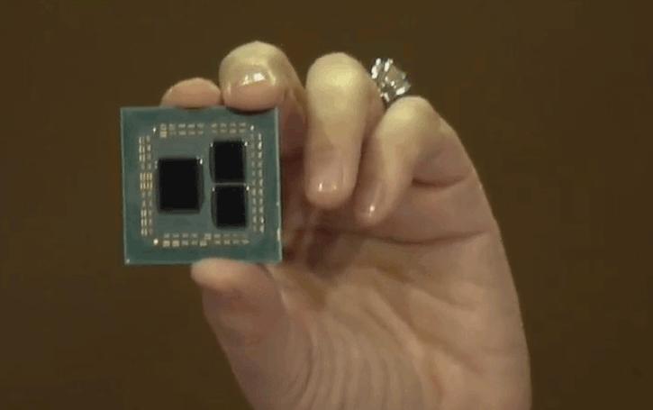 AMD Ryzen 3000 Matisse Spotted - 12 Cores 24 Threads