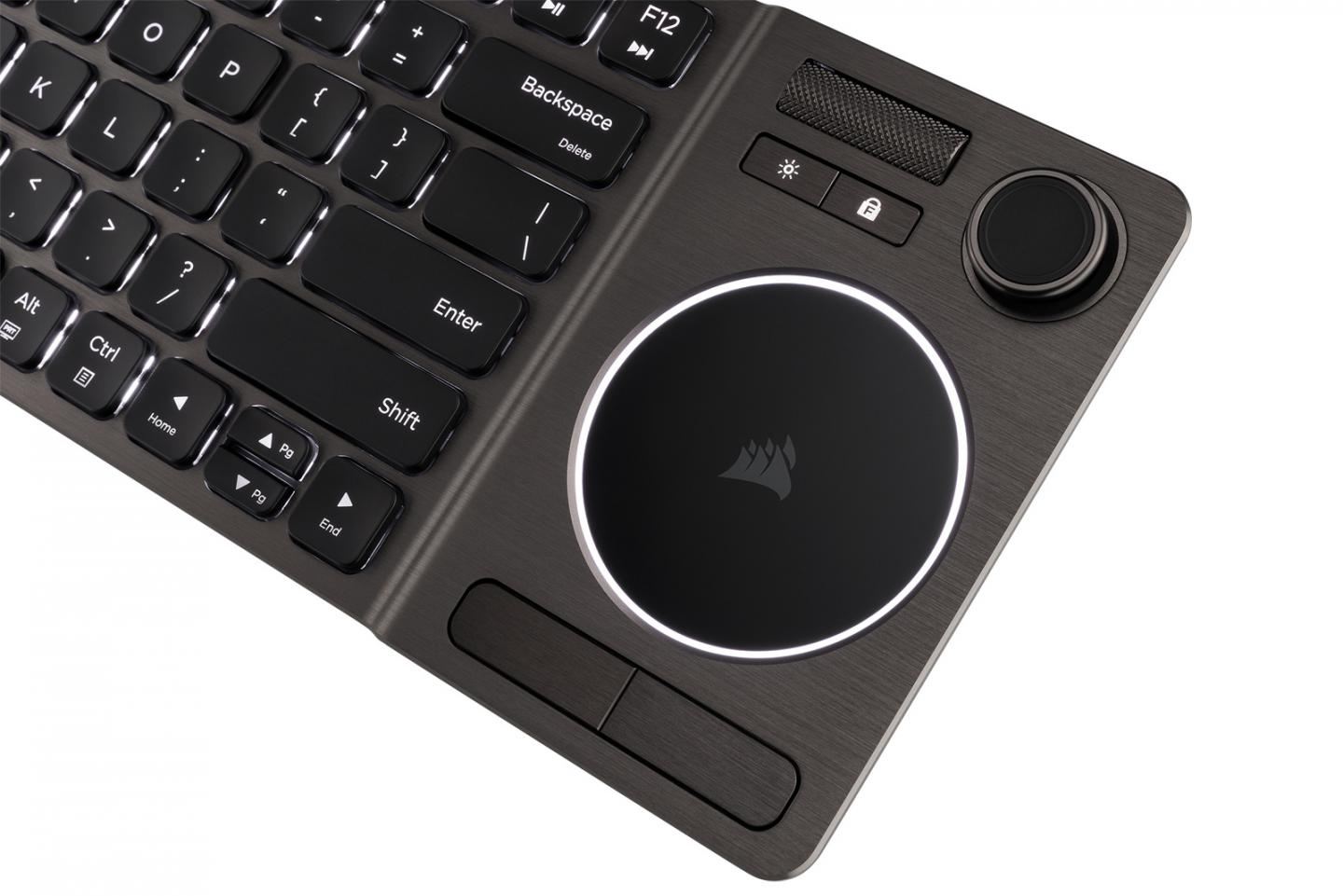 Corsair Lounge Wizard - Introducing the K83 Wireless