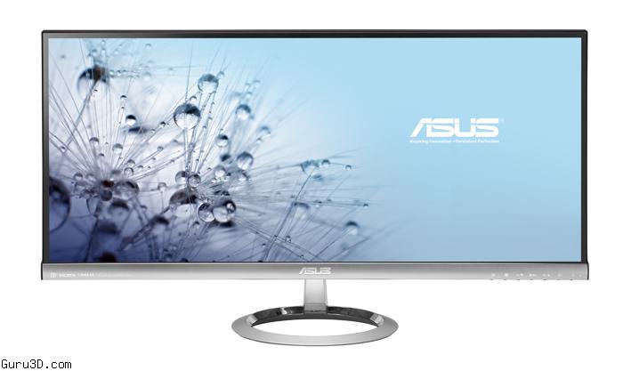 Asus Launches Designo Series Mx299q Ultrawide 21 9