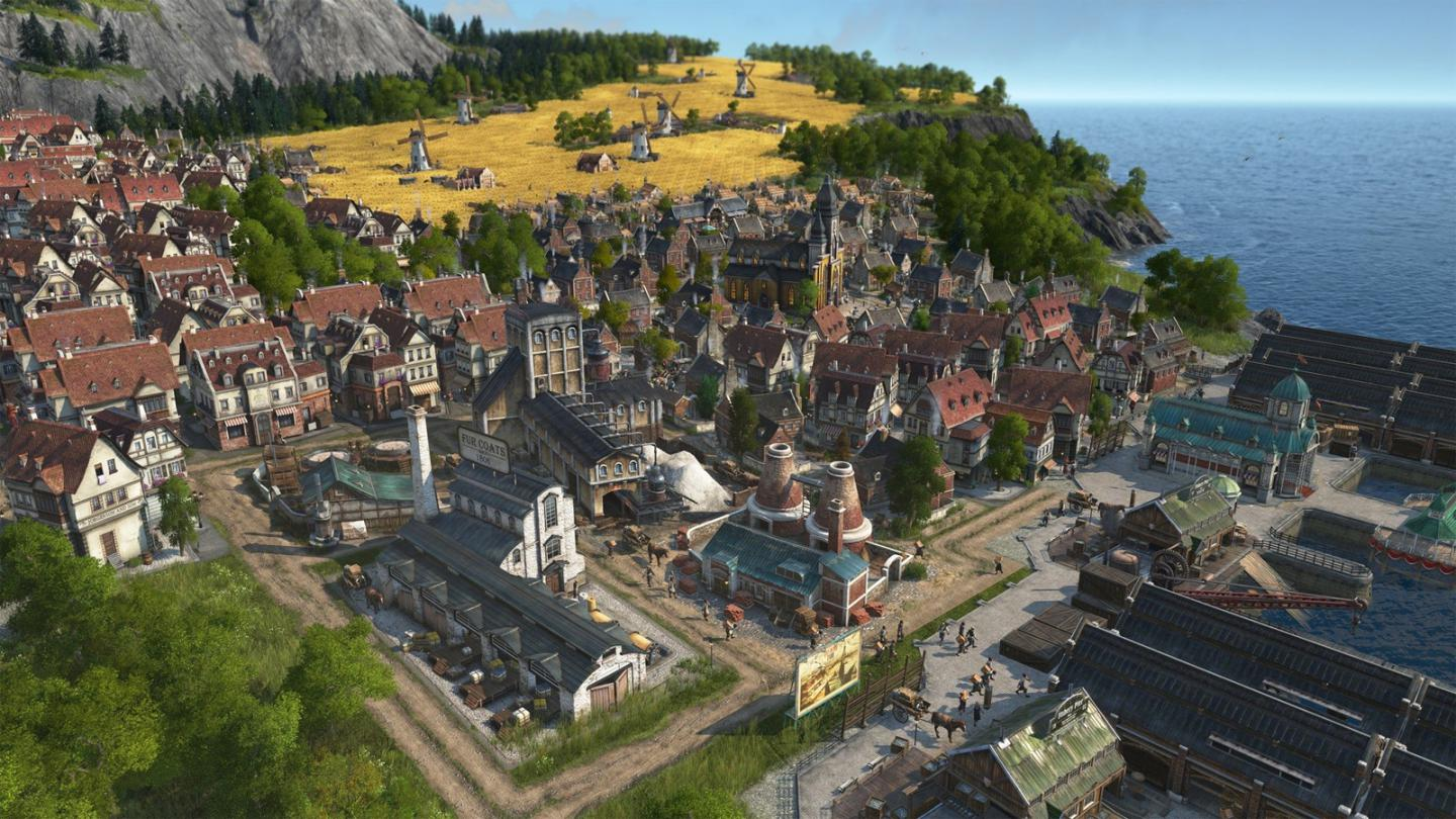 Ubisoft: Anno 1800 will be removed from Steam on release date
