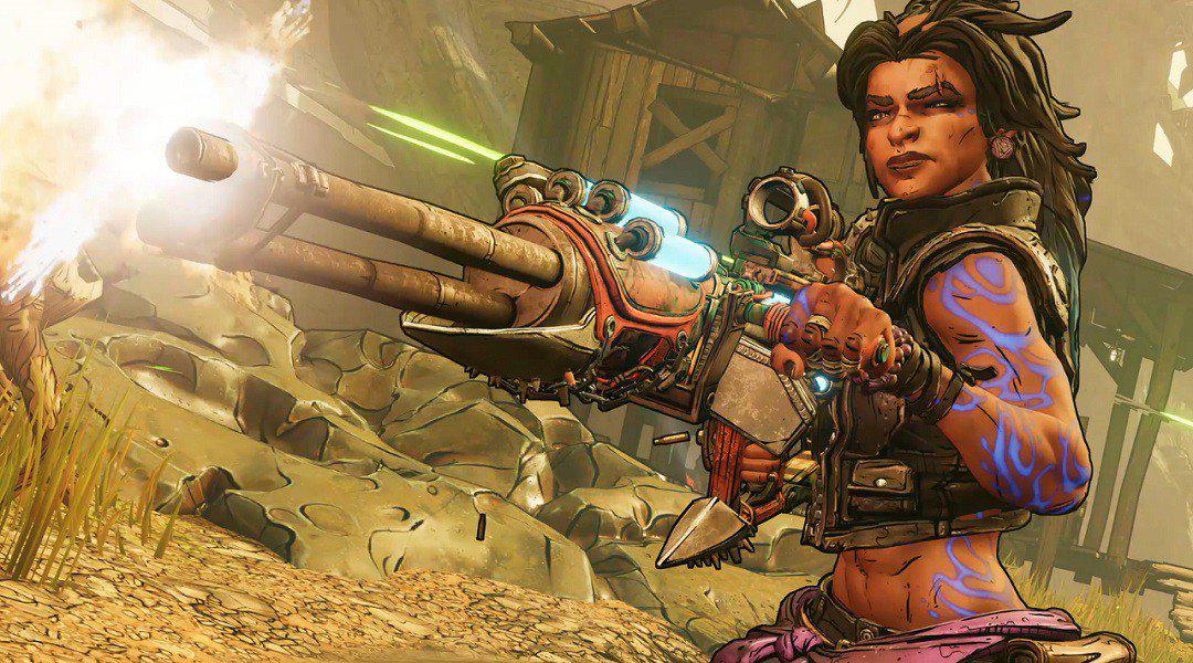 AMD Teams up with Gearbox Software and 2K for Borderlands 3