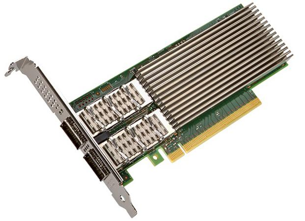 Intel Launches Ethernet 800 Series 100GbE Network PCIe Cards
