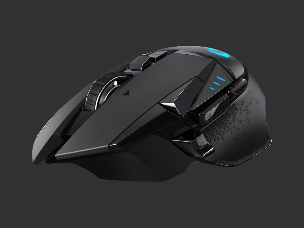 Presenting the Logitech G502 LIGHTSPEED Wireless Gaming Mouse