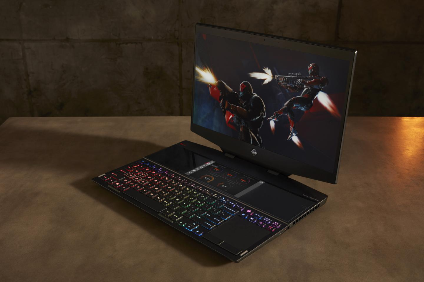 HP introduces OMEN X 2S gaming laptop which has an extra 6in second