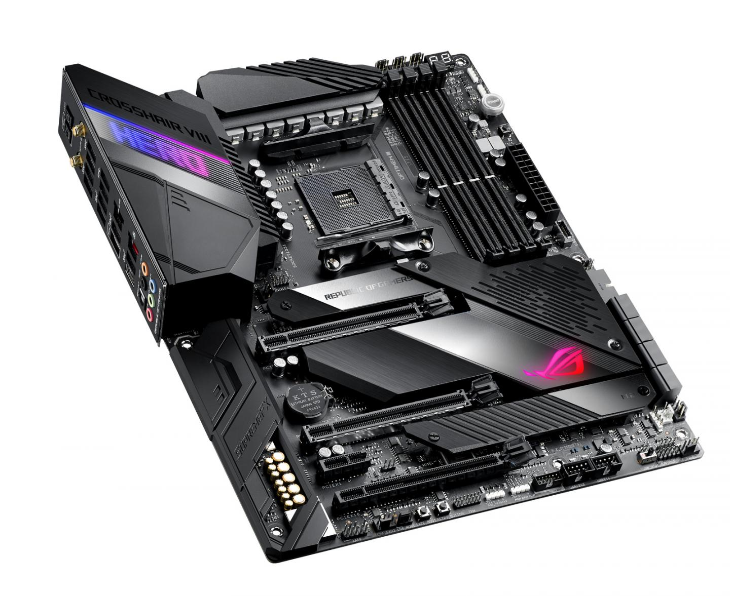 ASUS Announces AMD X570 Series Motherboards (ITX as well)