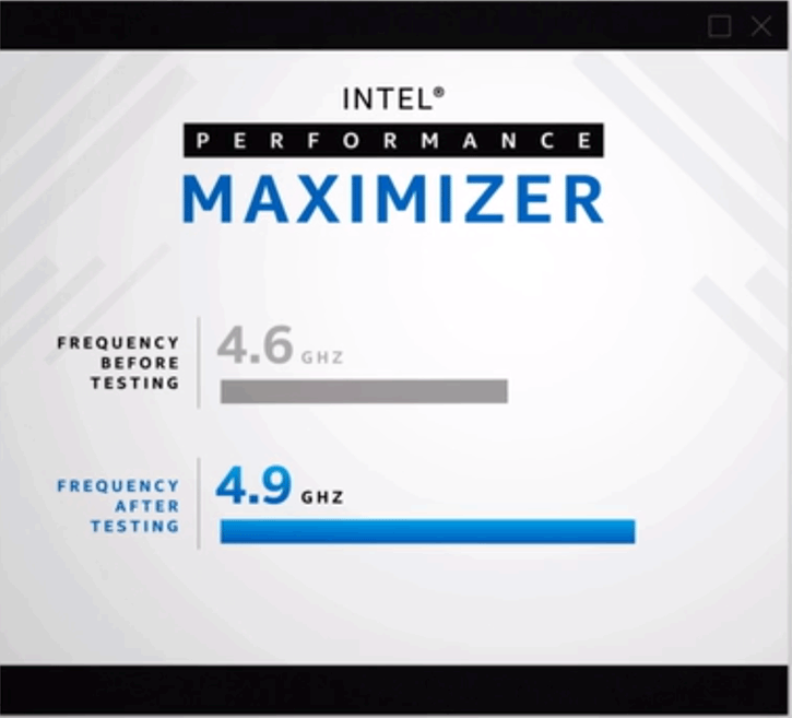 Updated: Intel CPU overclocking software and is to release new Core