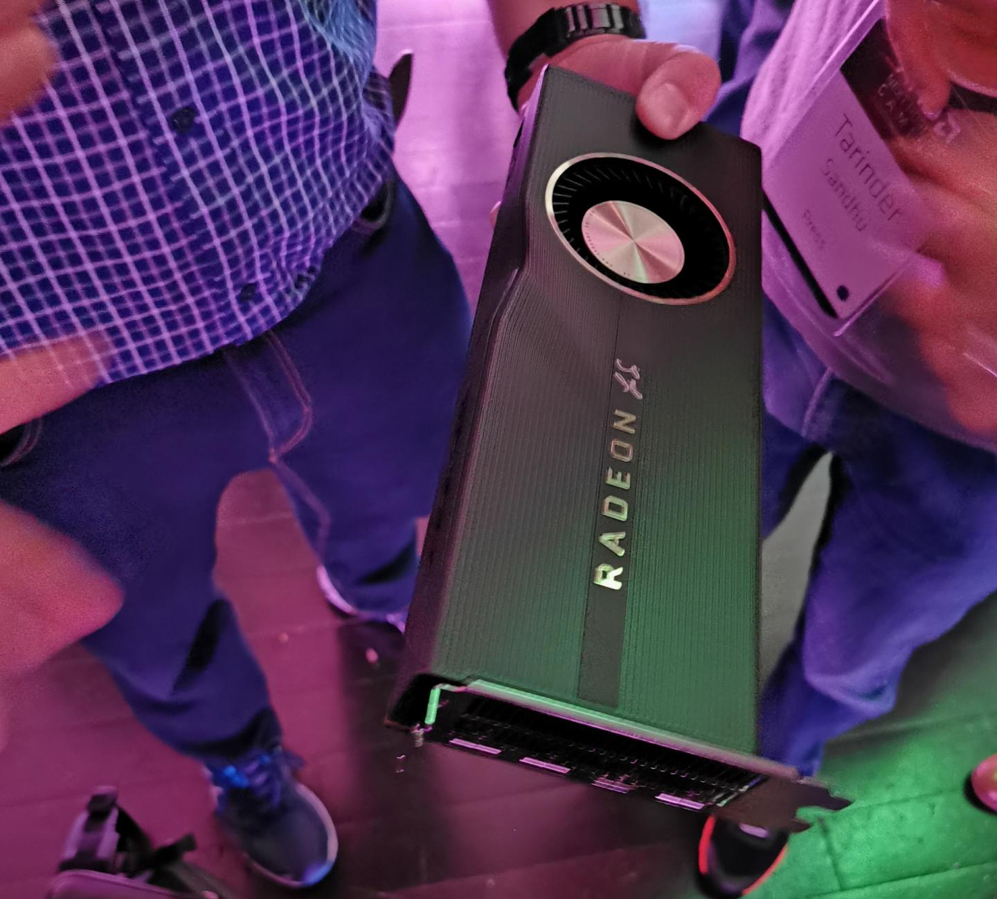 AMD: Radeon RX 5700 XT Will Also Be Released As a Faster