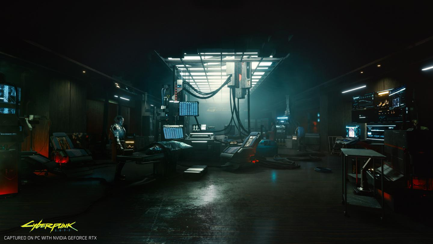 Update: Cyberpunk 2077 PC version with raytracing, first screenshots
