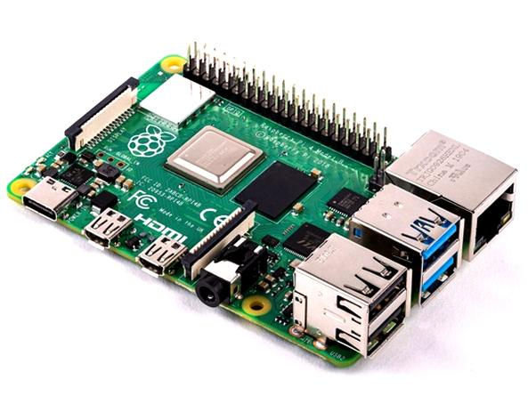Raspberry Pi 4 set to drive low-cost digital transformation