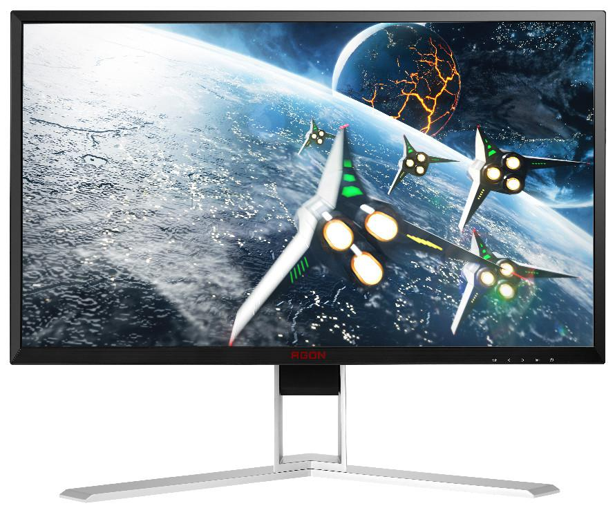AOC Offers AG251FZ2 and AG271FZ2 Agon Gaming Monitors with