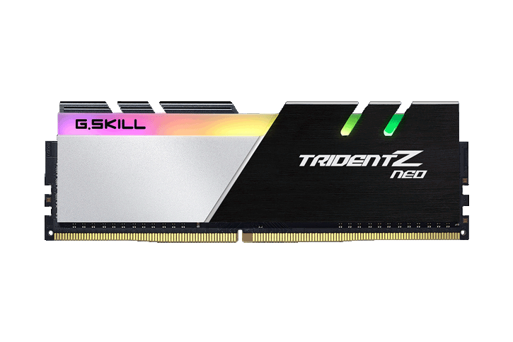 G SKILL Announces Trident Z Neo DDR4 Memory Series for Ryzen