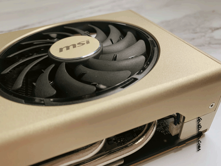 MSI Teases Radeon RX 5700 XT EVOKE Graphics Card