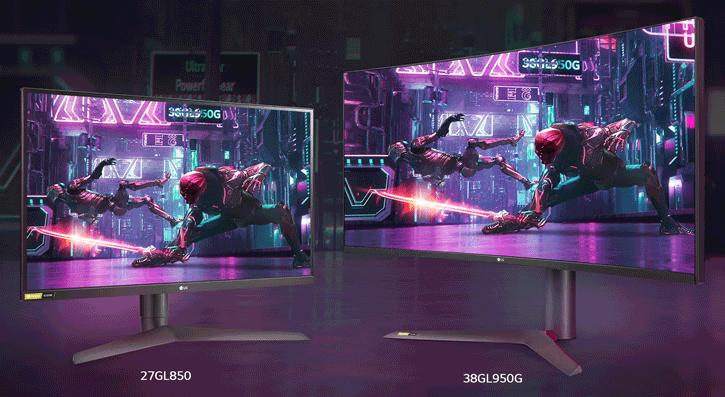 LG Intros 1MS UltraGear IPS gaming Monitor Lineup