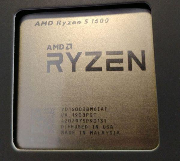 Amd Might Have Replaced 14nm Ryzen 5 1600 Processors With 12nm 2600 Ones