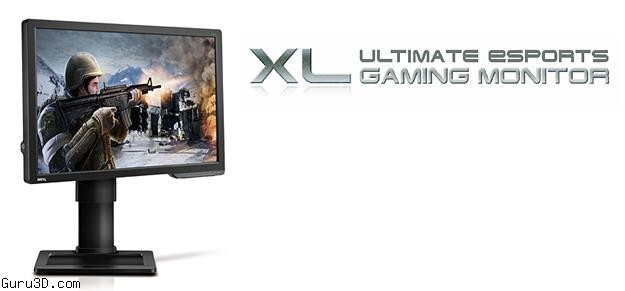 BenQ XL2411T 24-Inch Full HD Gaming Monitor