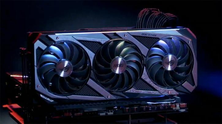ASUS Announces ROG Strix, TUF Gaming and Dual NVIDIA GeForce RTX 30 Series GPUs